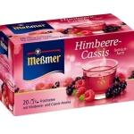 Messmer Himbeer Cassis