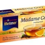 Messmer Schwarztee Madame Gey