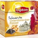 Lipton Tee Schwarztee Orientalischer Palast