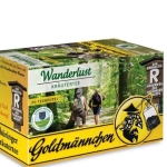 Goldmännchen Tee  Wanderlust