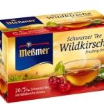 Messmer Schwarztee Wildkische