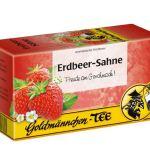 Goldmännchen Tee Erdbeer Sahne