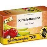 Goldmännchen Tee Kirsch Banane