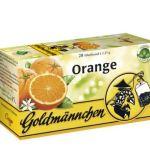 Goldmännchen Tee Orange