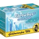Goldmännchen Tee Gletscher cool & fresh