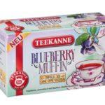 Teekanne - Früchtetee Blueberry