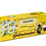 Goldmännchen Tee  Kamille