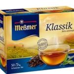 Messmer Schwarztee Klassik