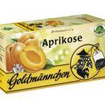 Goldmännchen Tee Aprikose