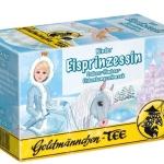 Goldmännchen Tee  Eisprinzessin