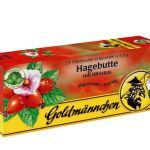 Goldmännchen-TEE Hagebutte mit Hibiskus