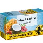 Goldmännchen Tee Hawaii Cocktail