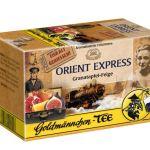 Goldmännchen Tee Orient Express