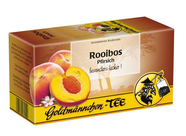 Roobois Pfirsich