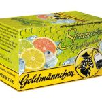 Goldmännchen Tee Sommertee sunshine lemon