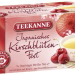 Teekanne Japanisches Kirschblüten-Fest