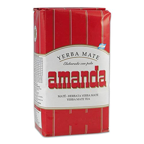 Amanda Mate Tee, 3er Pack (3 x 1000 g)