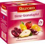 Birne Granatapfel