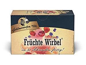 Goldmännchen-TEE Früchte-Wirbel ®