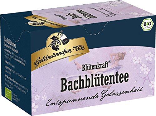 Goldmännchen Bachblütentee