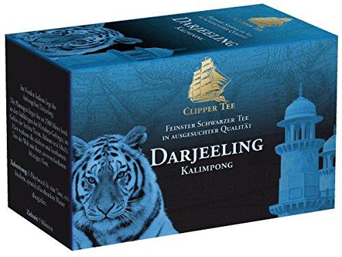 Goldmännchen Tee Clipper Tee Darjeeling