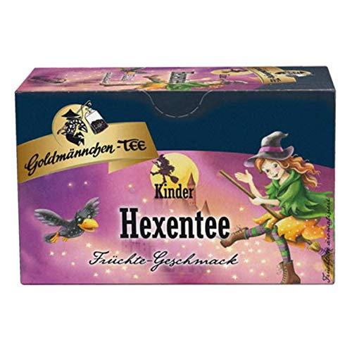 Goldmännchen Tee Hexen Tee