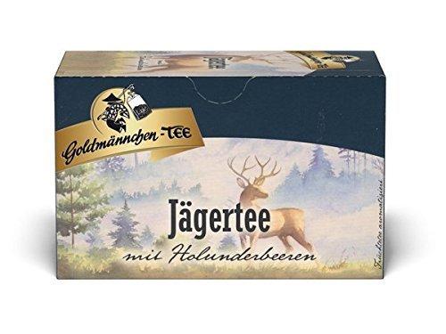 Goldmännchen Tee Jägertee