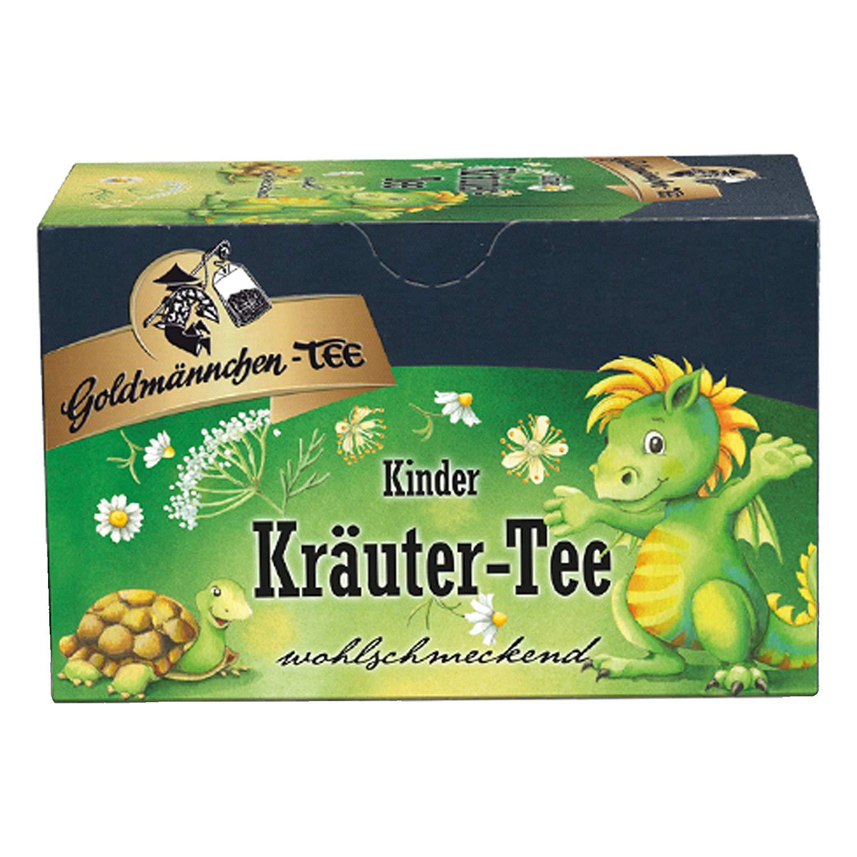Goldmännchen Tee  Kinderkräutertee