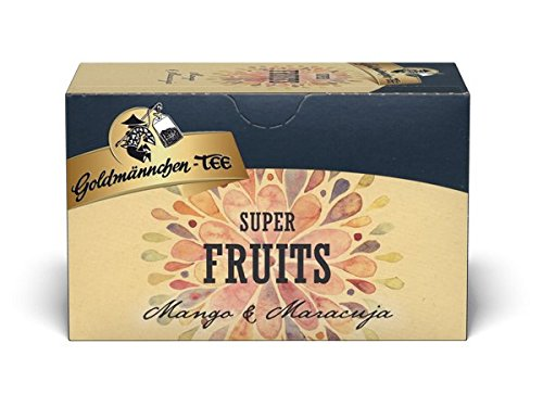 Goldmännchen Super Fruits mit Mango, Goji, Maracuja, Aronia