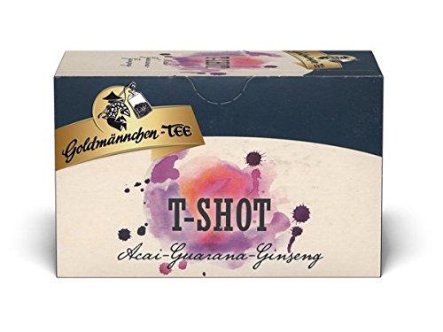 Goldmännchen Tee T-Shot