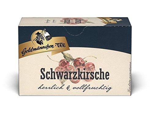 Goldmännchen Tee Schwarzkirsche