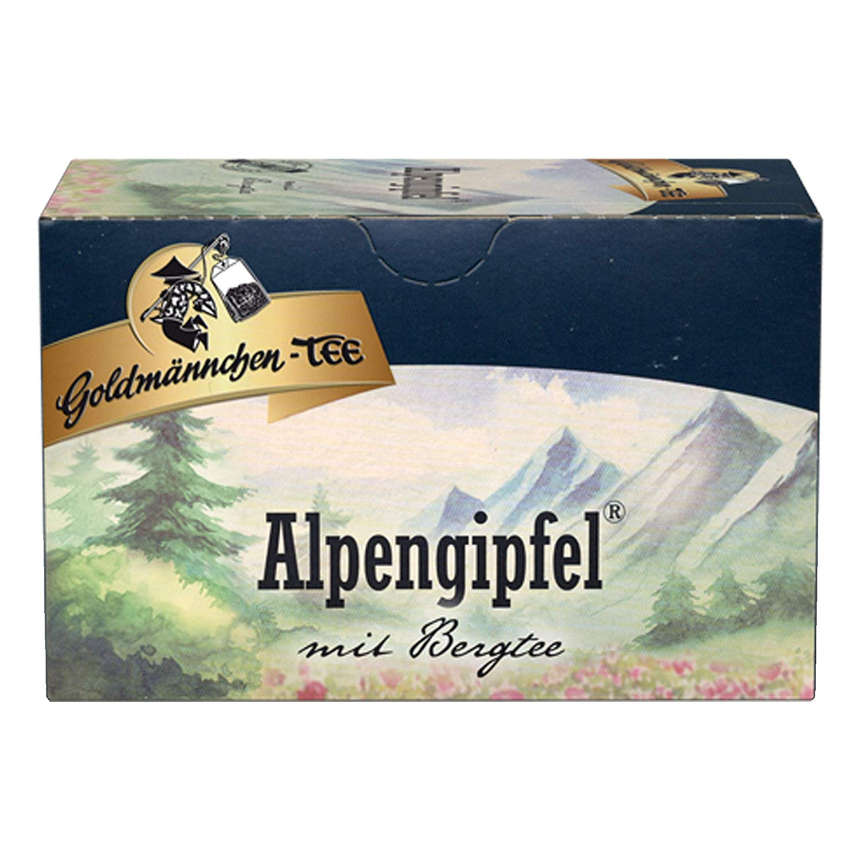 Goldmännchen Alpengipfel