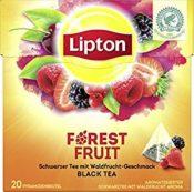 Lipton Schwarzer Tee Waldfrucht