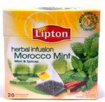 Lipton Tee Marokko Mint