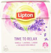 Lipton Tee Time to Relax