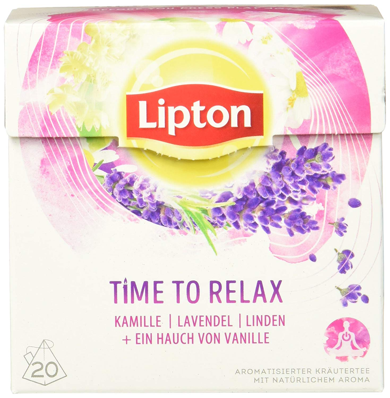 Lipton Tee  Time to Relax
