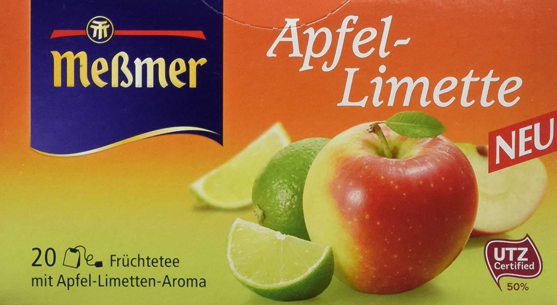 Messmer Apfel  Limette