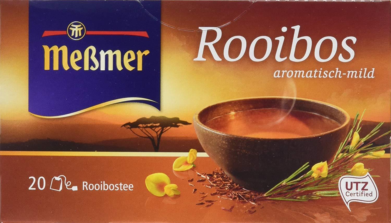 Messmer Rooibos Karamell