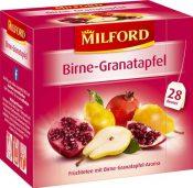 Milford Birne Granatapfel