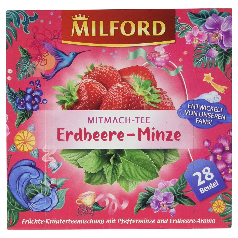 Milford Erdbeer Minze