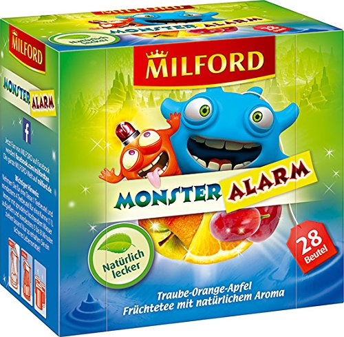 Milford  Monsteralarm