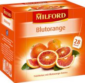 Milford Orange Tee