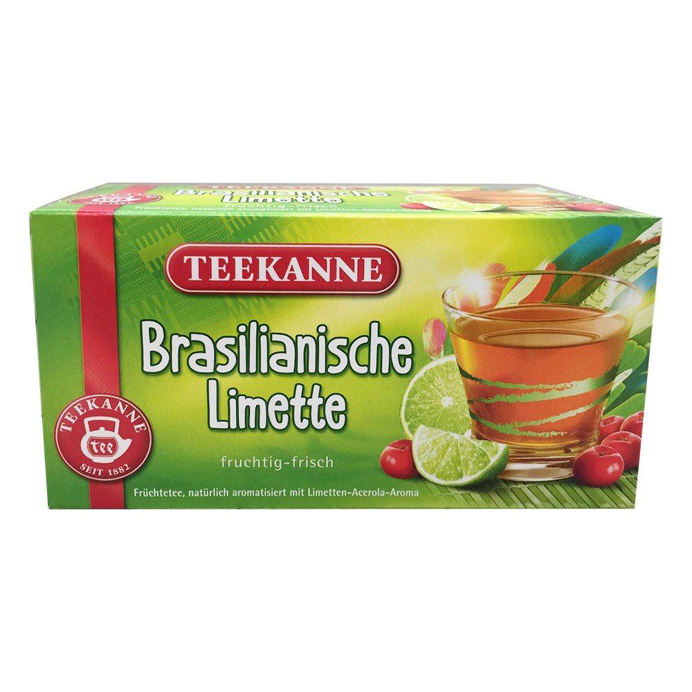 Teekanne Brasilanische Limette