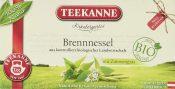 Teekanne Brennessel mit Lemongras