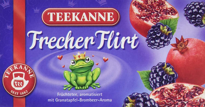 Teekanne Frecher Flirt