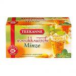 Teekanne Marokkanische Minze