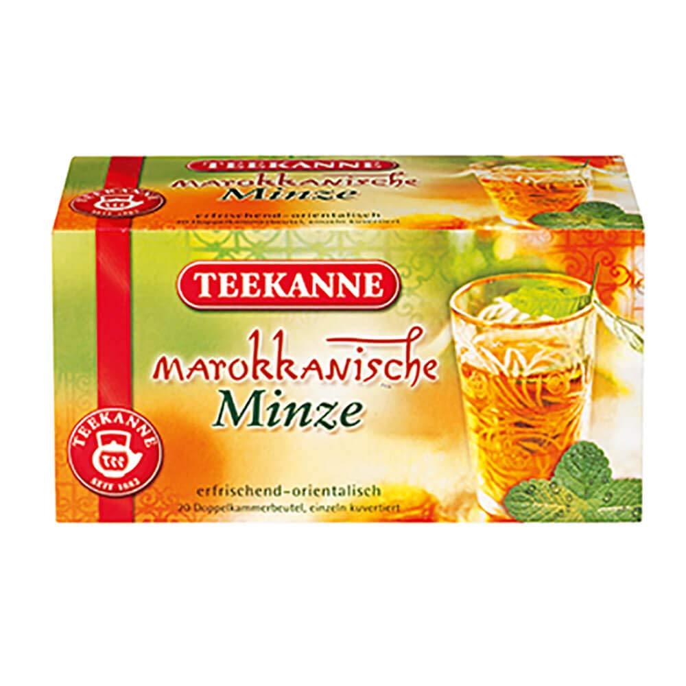 Teekanne Marokanische Minze