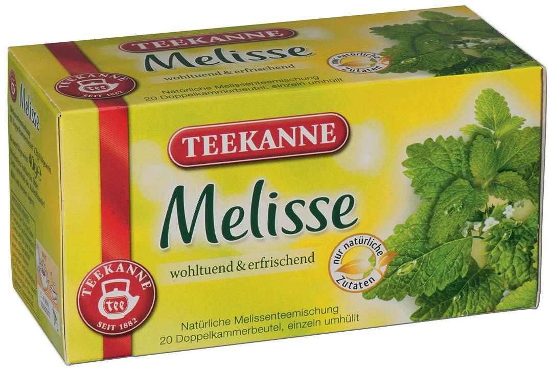 Teekanne Melisse