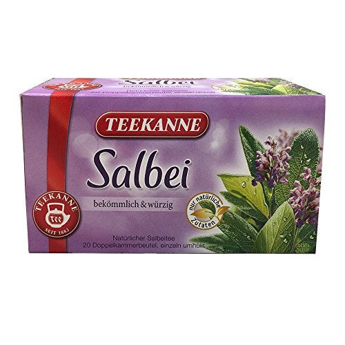 Teekanne Salbei