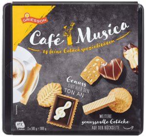 Griesson Gebäckmischung Café Musica